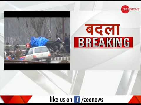 Breaking News: NIA reaches site of Jammu and Kashmir's Awantipora attack