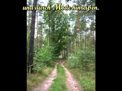"""Best of Goethe - aus der Video-Reihe: """" Sprüche für die Front """" des Agroplant-Verlages"""