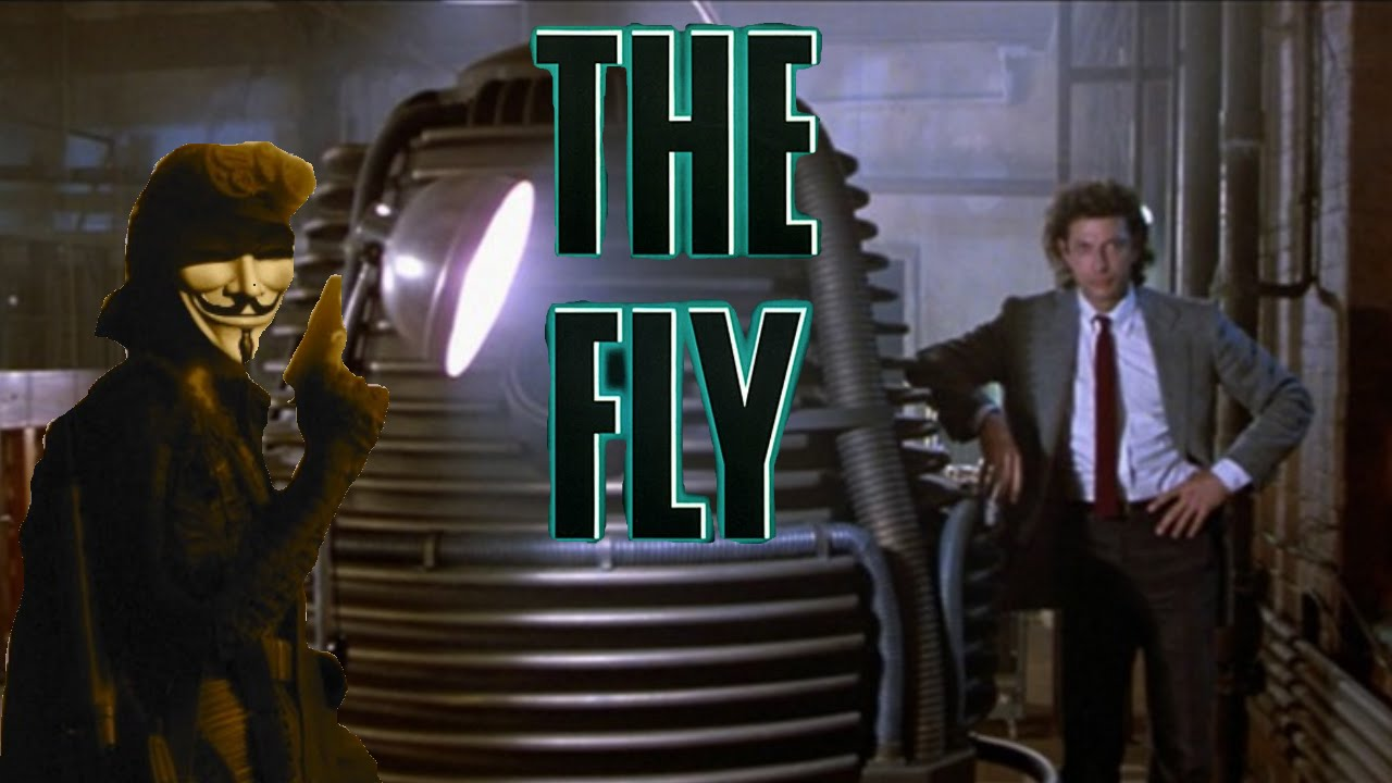 The Fly (1986 film review) - YouTube