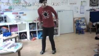 2 Tigers Running Fast Liang Zhi Lao Hu 梁志老胡