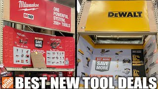 BEST TOOL DEALS at THE HOME DEPOT for FEBRUARY 2021