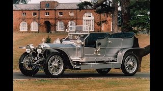 Great Cars: ROLLS ROYCE