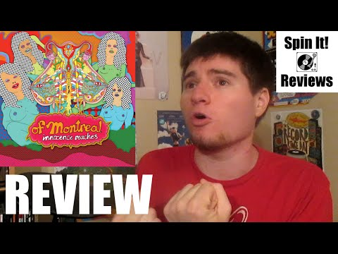 Of Montreal - Innocence Reaches (ALBUM REVIEW)
