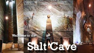 Salt Cave Romania Slanic Prahova