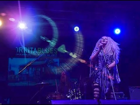 I'D RATHER GO BLIND - GRACE QUARANTA - TORRITA BLUES FESTIVAL -