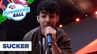 Jonas Brothers - Sucker Live at Capital s Summertime Ball 2019