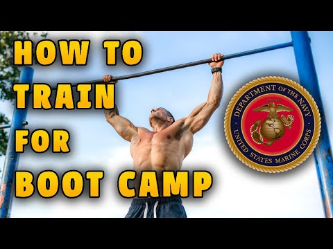 How To Train For Marine Corps Bootcamp | Marine Workouts