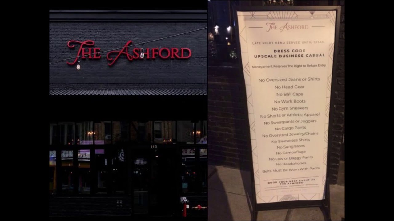 New Jersey Bar Blasted Over Racist Dress Code