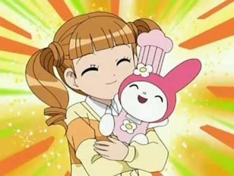Onegai My Melody Shiawase No Hane MV BBC Prime - YouTube