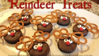 DIY Reindeer Treats Thumbnail