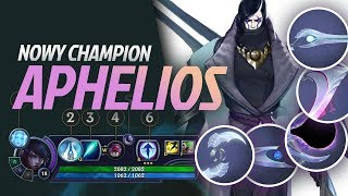 APHELIOS - NOWA POSTAĆ W LEAGUE OF LEGENDS