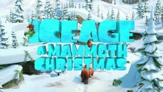 Ice Age - A Mammoth Christmas (2011) Trailer
