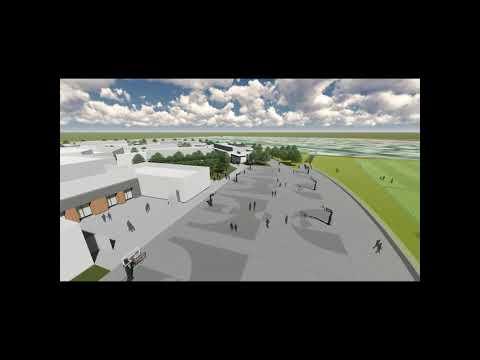 Menifee Valley Middle School  renovation