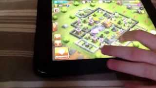 Video clash of clans attaque en compagnie de LUK -du-19
