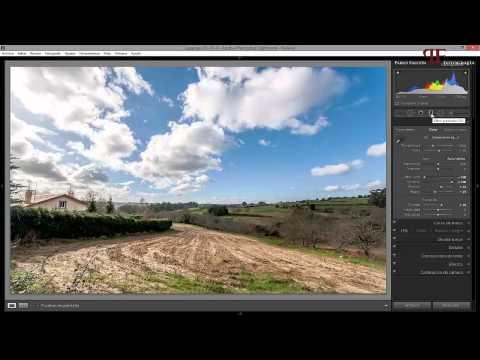 Como crear una imagen HDR y retoque básico con Lightroom. Nivel Principiante.