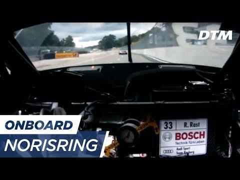 DTM Norisring 2017 - René Rast (Audi RS5 DTM) - RE-LIVE Onboard (Race 1)