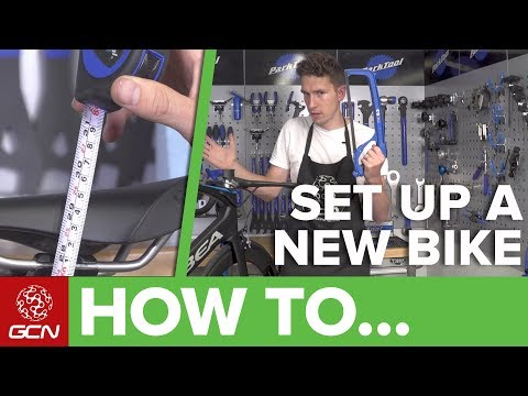 How To Set Up A New Bike | Maintenance Monday
