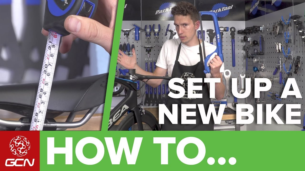 How To Set Up A New Bike  38c11a787