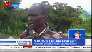 300 houses burnt in an eviction exercise in Lelan forest