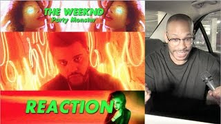 The Weeknd - Party Monster reaction/review