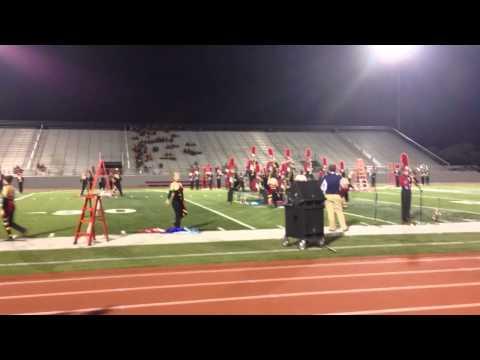"Tomball High School Band 2014 - ""Climb"" - Yamaha Cup"