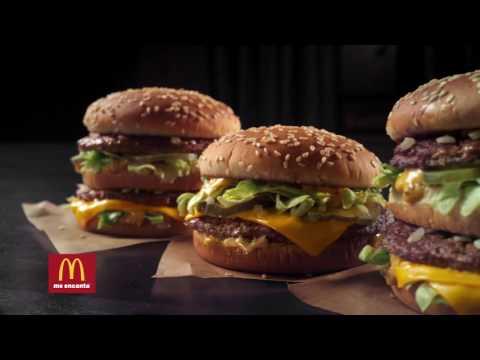 MC DONALD'S NEW BIG MAC COMMERCIAL thumbnail