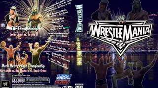 WWE Wrestlemania 22 Second Theme Song Full+HD