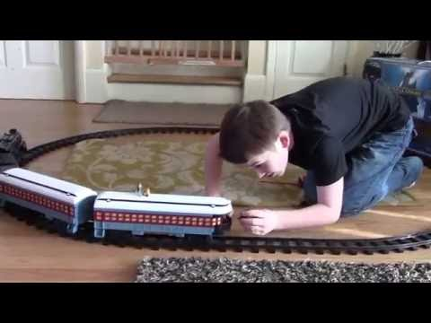 The Polar Express Train – Lionel Polar Express G Gauge Scale Train