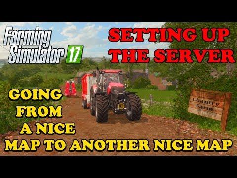 Farming Simulator 17 | Multiplayer - D. Fun4all | Timelapse | Coldborough Park Farm | Episode 1 thumbnail