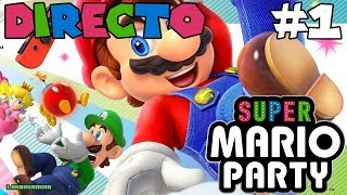 Vídeo Super Mario Party