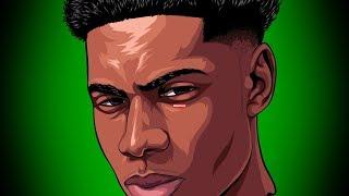 Adobe Illustrator / Cartoon Speedart For Customer