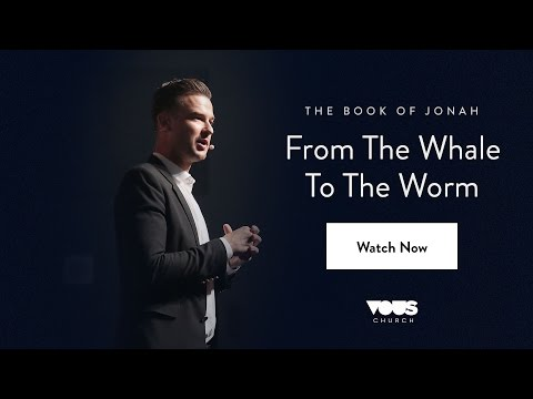 Rich Wilkerson, Jr. — The Book Of Jonah: From The Whale To The Worm