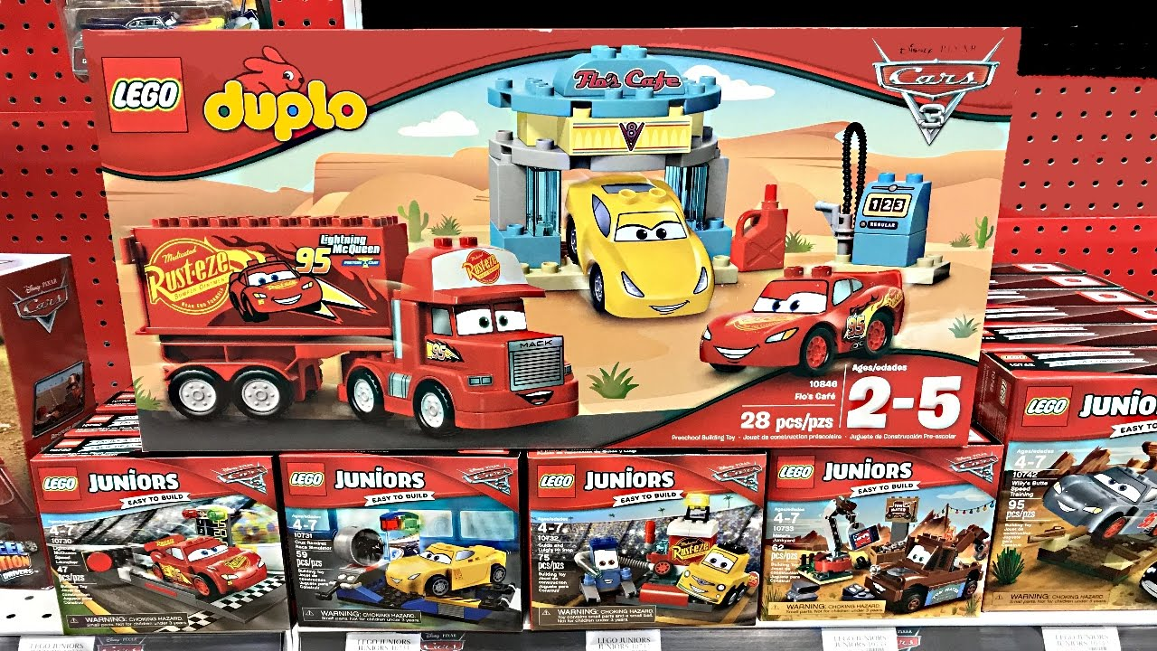 Toys R Us Toy Cars : New lego cars sets at toys quot r us youtube
