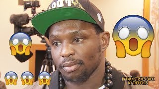 DILLIAN WHYTE DROPPED FROM ALL TOP 10 RANKINGS EXCEPT WBC!!!