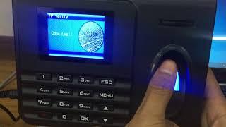 Mesin Absensi FingerPrint Sidik Jari SPC SMART SERIES SPC