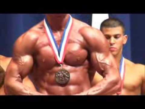 Central Japan Bodybuilding 27th July 2013 - Leigh Carmichael