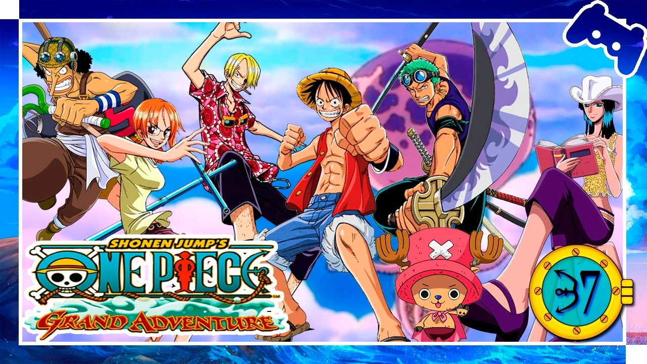 ANIME GAME - One Piece: Grand Adventure #37 [PS2 - EN ...