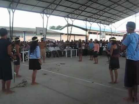 Traditional Kichwa dance performance in Napo