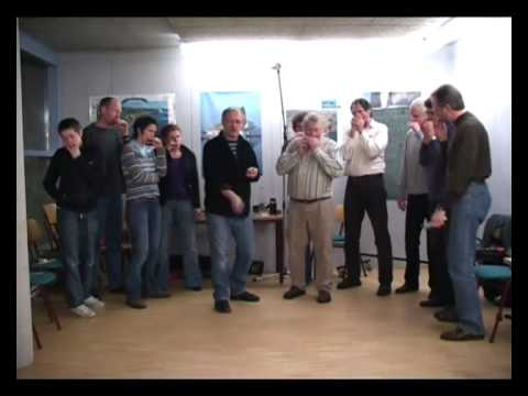 Bluesharp-Anfängerkurs VHS Neubiberg