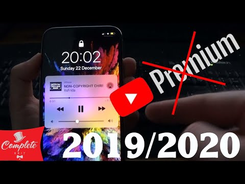 How To Play Youtube Videos In Background / Download Videos For Offline [IOS 13.3 December 2019]