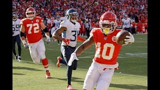 Titans Vs Chiefs First Half AFC Championship Highlights | 2019-20 NFL Playoffs