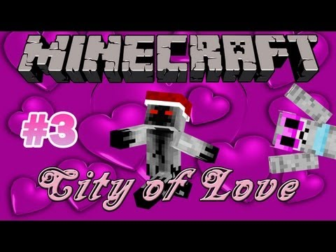 Minecraft City of Love (Part 3) - Ronnie Funtime