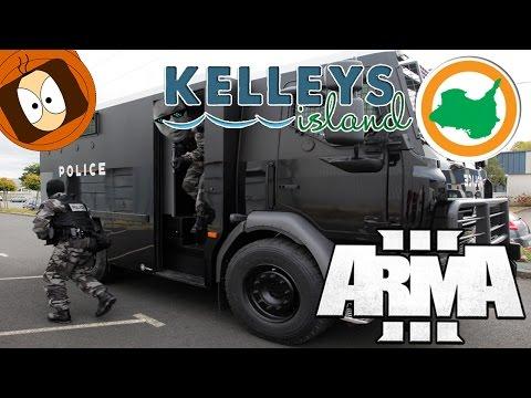 LIFE ISLAND   POLICE : CONVOI DE PRISONNIER VERS LA PRISON !   ARMA 3