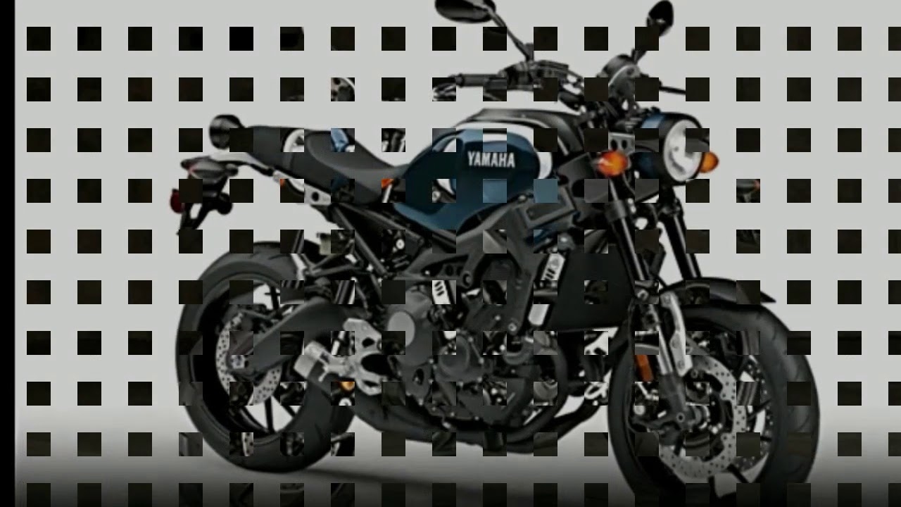 2017 Yamaha XSR900 aka TZ900 customized by Jeff Palhegyi Design .