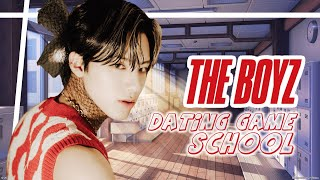 THE BOYZ Dating Game SCHOOL [KPOP DATING GAME]