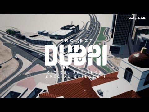 Cities Skylines: Project Dubai - SEP01 - Sheikh Rashid Interchange