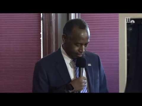 Sec. Ben Carson speaks about Dr. MLK Jr.