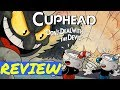 CUPHEAD REVIEW - Cuphead is HARD!