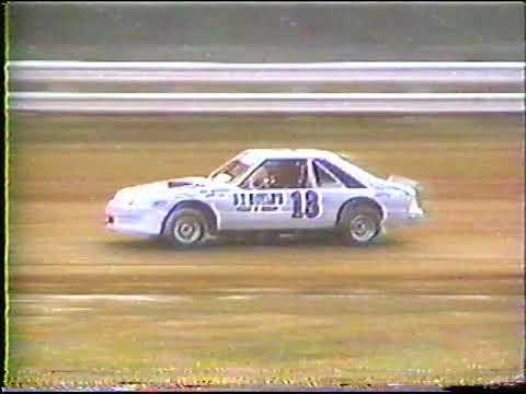 Kings Speedway Kittrel NC Hot Laps 5/20/00