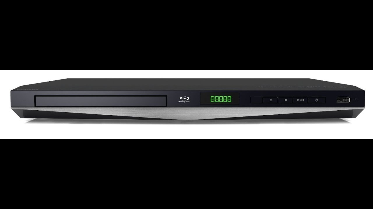 toshiba bdx5300 1080p 3d blu-ray disc player